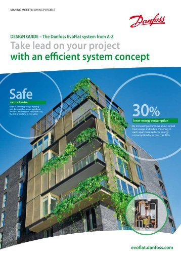 Take lead on your project with an efficient system concept - Danfoss ...