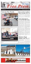 eFreePress 11.15.12.pdf - Blue Rapids Free Press