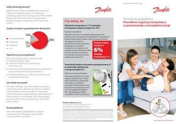 Przewodnik użytkownika (PDF) - Danfoss.com
