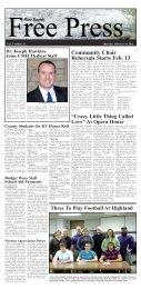 eFreePress 02.10.11.pdf - Blue Rapids Free Press