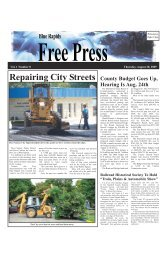 eFreePress 08.20.09.pdf - Blue Rapids Free Press