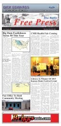 eFreePress 03.28.13.pdf - Blue Rapids Free Press