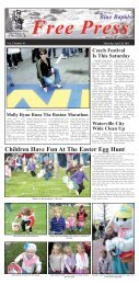 eFreePress 04.28.11.pdf - Blue Rapids Free Press