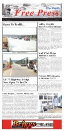 eFreePress 10.25.12.pdf - Blue Rapids Free Press