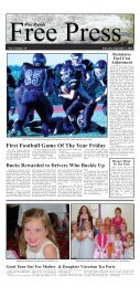 eFreePress 09.02.10.pdf - Blue Rapids Free Press