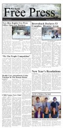 eFreePress 02.03.11.pdf - Blue Rapids Free Press