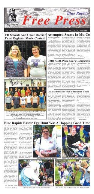 eFreePress 04.12.12.pdf - Blue Rapids Free Press