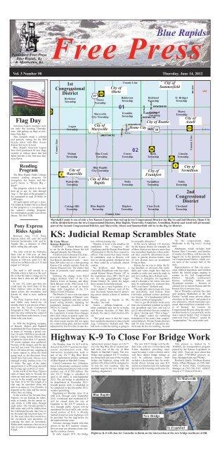 eFreePress 06.14.12.pdf - Blue Rapids Free Press