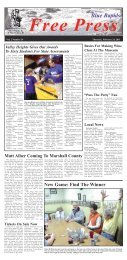 eFreePress 02.24.11.pdf - Blue Rapids Free Press