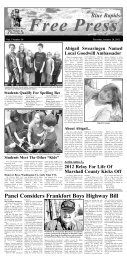 eFreePress 01.26.12.pdf - Blue Rapids Free Press