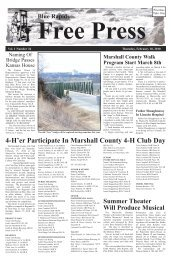 eFreePress 02.18.10.pdf - Blue Rapids Free Press