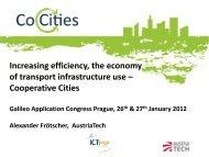 Cooperative Cities