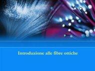 fibra ottica - InfoCom