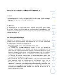 DIenstverleningsdocument Emailversie