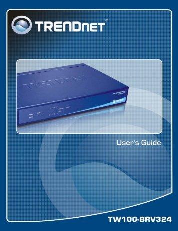 Broadband VPN Gateway - Downloads