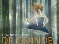 Elements of Nature - Kosmetikinstitut Cosmetic Gallery