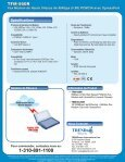 (V.90) PCMCIA avec XpressPort - Downloads - TRENDnet - Page 2