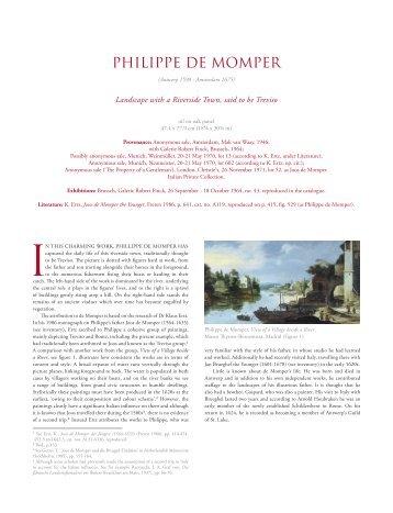 PHILIPPE DE MOMPER