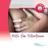 Hilfe für Patientinnen - Marien-Hospital Wesel