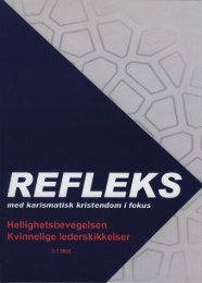 refleks 2-1 2003 - Flower Pentecostal Heritage Center