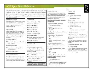 quick reference template