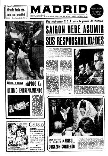 Madrid 19690517 - Home. Fundación Diario Madrid