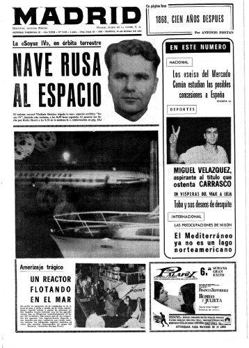 Madrid 19690114 - Home. Fundación Diario Madrid