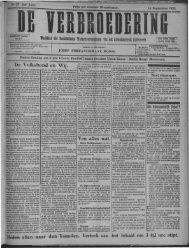 Weekblad der Socialistische De Volksbond en Wij' , . Van alles wat ...