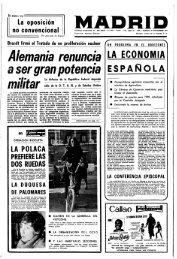 Madrid 19691129 - Home. Fundación Diario Madrid