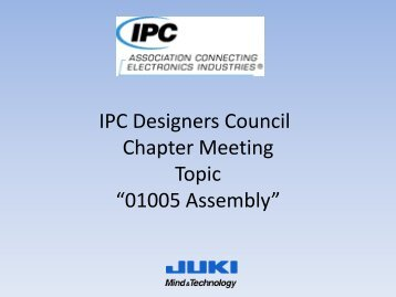 01005 Assembly - RTP Designers Council