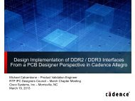 Design Implementation of DDR2 / DDR3 Interfaces From a PCB ...
