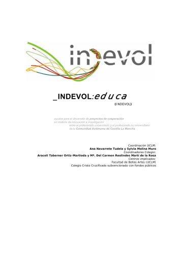 _INDEVOL:educa - INDEVOL - Universidad de Castilla-La Mancha