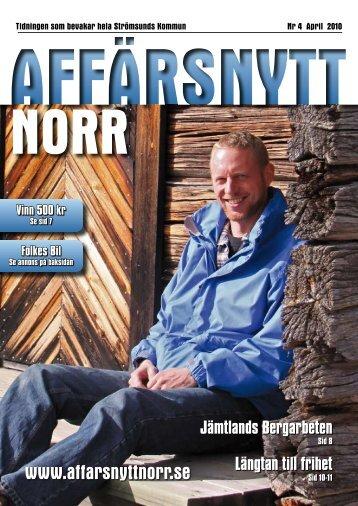 April 2010 - Affärsnytt Norr