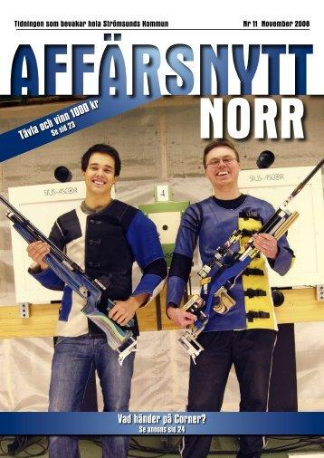 November 2008 - Affärsnytt Norr