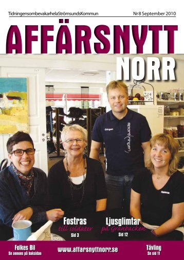 September 2010 - Affärsnytt Norr