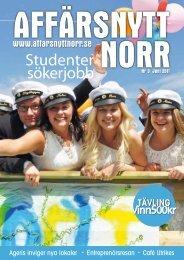 Juni 2011 - Affärsnytt Norr
