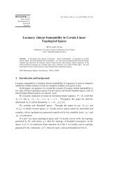 Lacunary Almost Summability in Certain Linear Topological Spaces