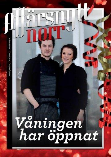 December 2012 - Affärsnytt Norr