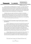 LUMIX DMC-FS7 Kuasa Gambar 10.1 Mega Piksel Dan DMC-FS6 ... - Page 2