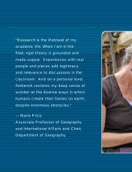 Research is the lifeblood of my academic life - Elliott School of ...