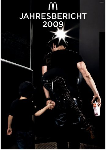 McDonald's Jahresbericht 2009 - Social Media Release