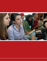 eDucAtion - Elliott School of International Affairs - The George ...