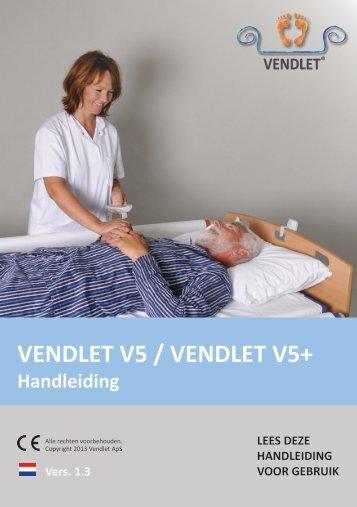 Gebruikershandleiding Vendlet V5_NL.pdf - Invacare