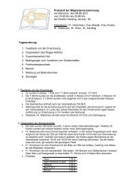 Protokoll der Mitgliederversammlung am Mittwoch, den 08.08.2012 ...