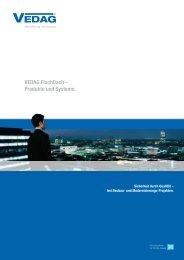 VEDAG FlachDach ? Produkte und Systeme. - Architect24.eu