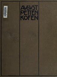 August Pettenkofen