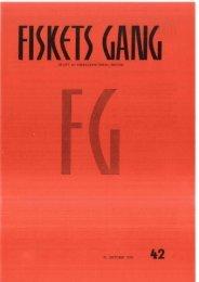Fiskets Gang. Nr. 42-1970. 56. årgang