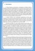 Plano Nacional de Prevenção e Erradicação do Trabalho Infantil e ... - Page 6