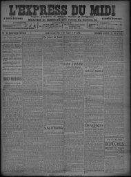 14 Juin 1909 - Bibliothèque de Toulouse