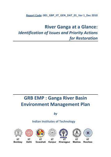 001_GBP_IIT_GEN_DAT_01_Ver 1_Dec 2010 - GANGAPEDIA